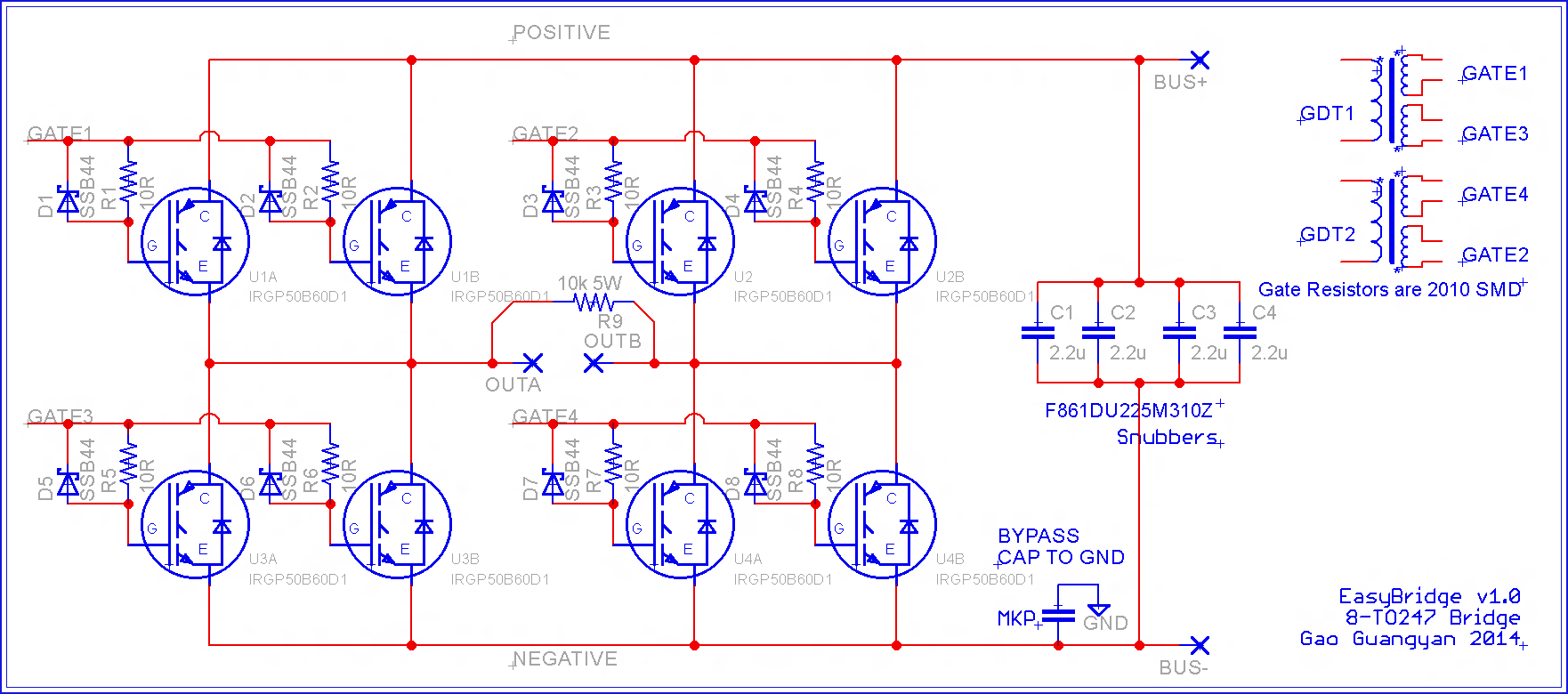 Qcw Tesla Coil Vacuum Tube Circuit Diagram Free Download Wiring Schematic For My New 8 Igbt Bridge Layout