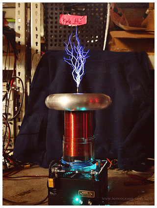 How to build a solid state tesla coil sstc 2 by for Poisson coil