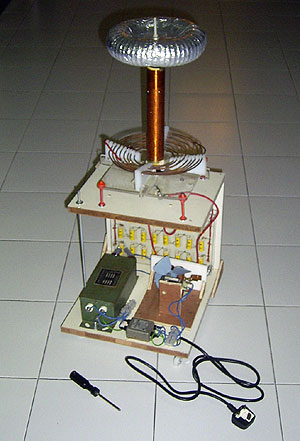 Loneoceans Com Tesla Coils Index Page